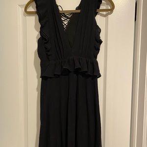 McGuire black dress